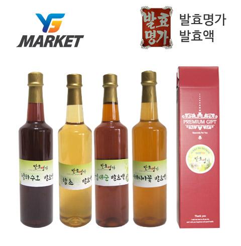 산야초 발효액 엑기스 750ml/다이어트,솔잎효소, 칡, 적하수오, 아카시아
