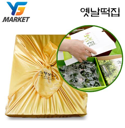 영광특산물 모시송편 선물세트(100개)
